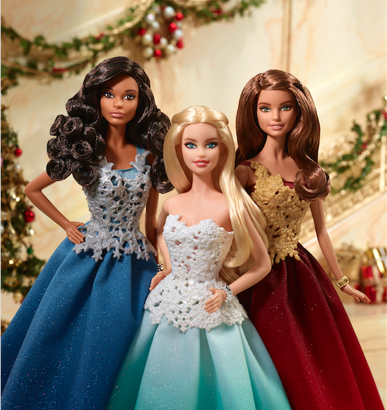 Win a Holiday Barbie worth R800