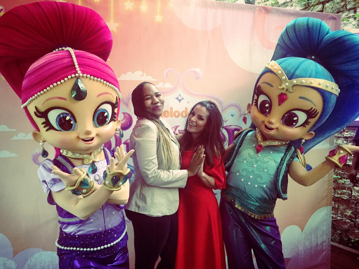 Meet the creator of Shimmer and Shine