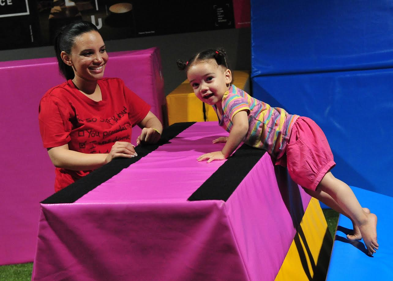 BOUNCE'S MOMMY & ME EVENT THIS MOTHER'S DAY