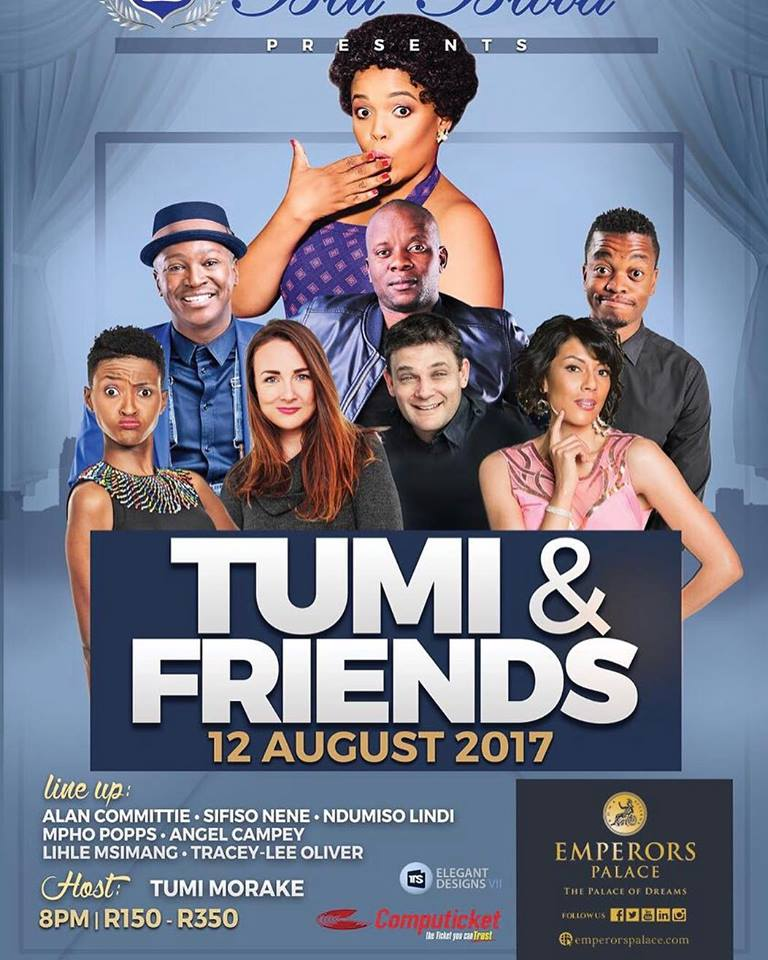 Tumi & Friends @ Emperors Palace