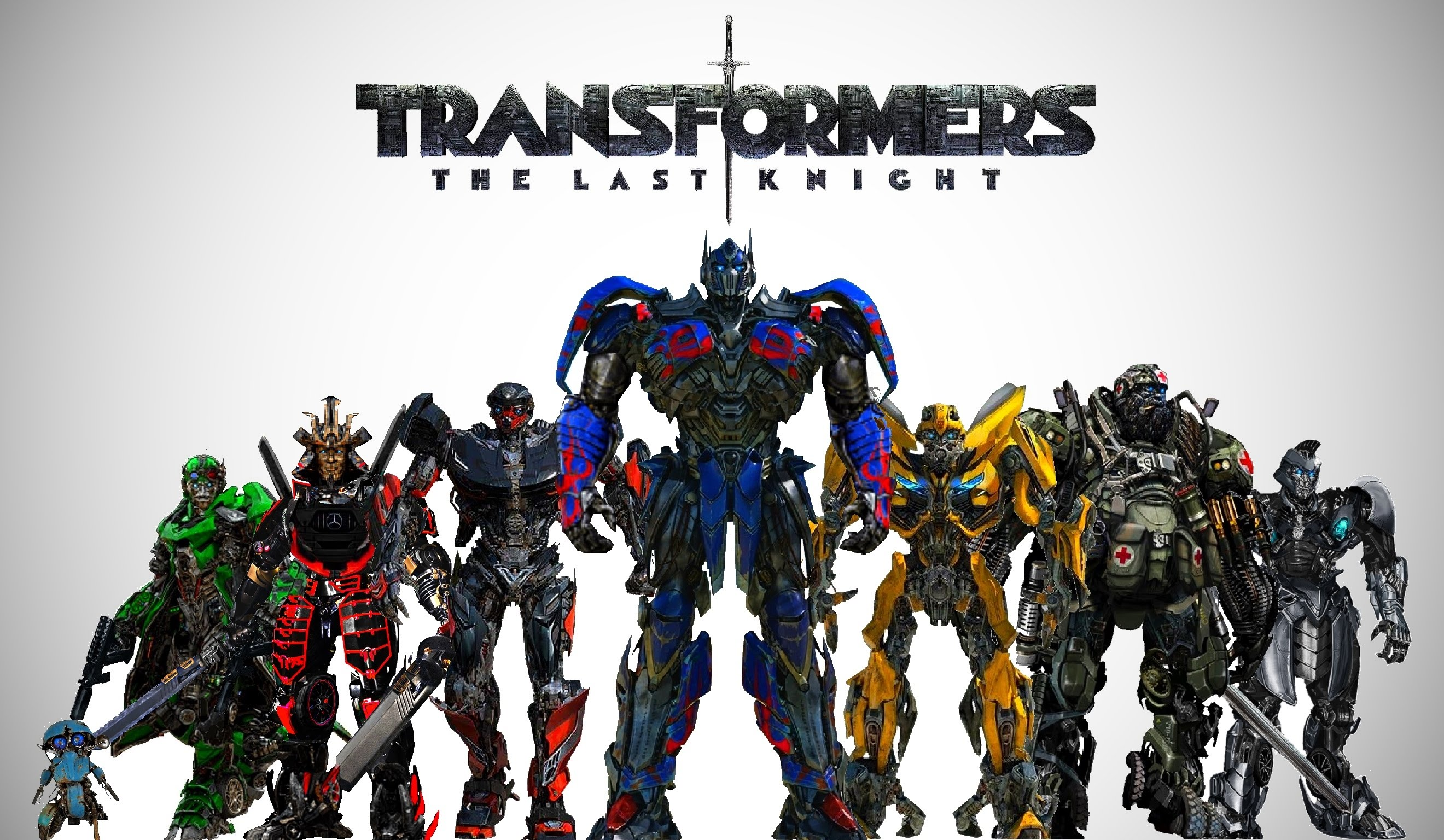 What's new from Hasbro – Transformers: The Last Knight