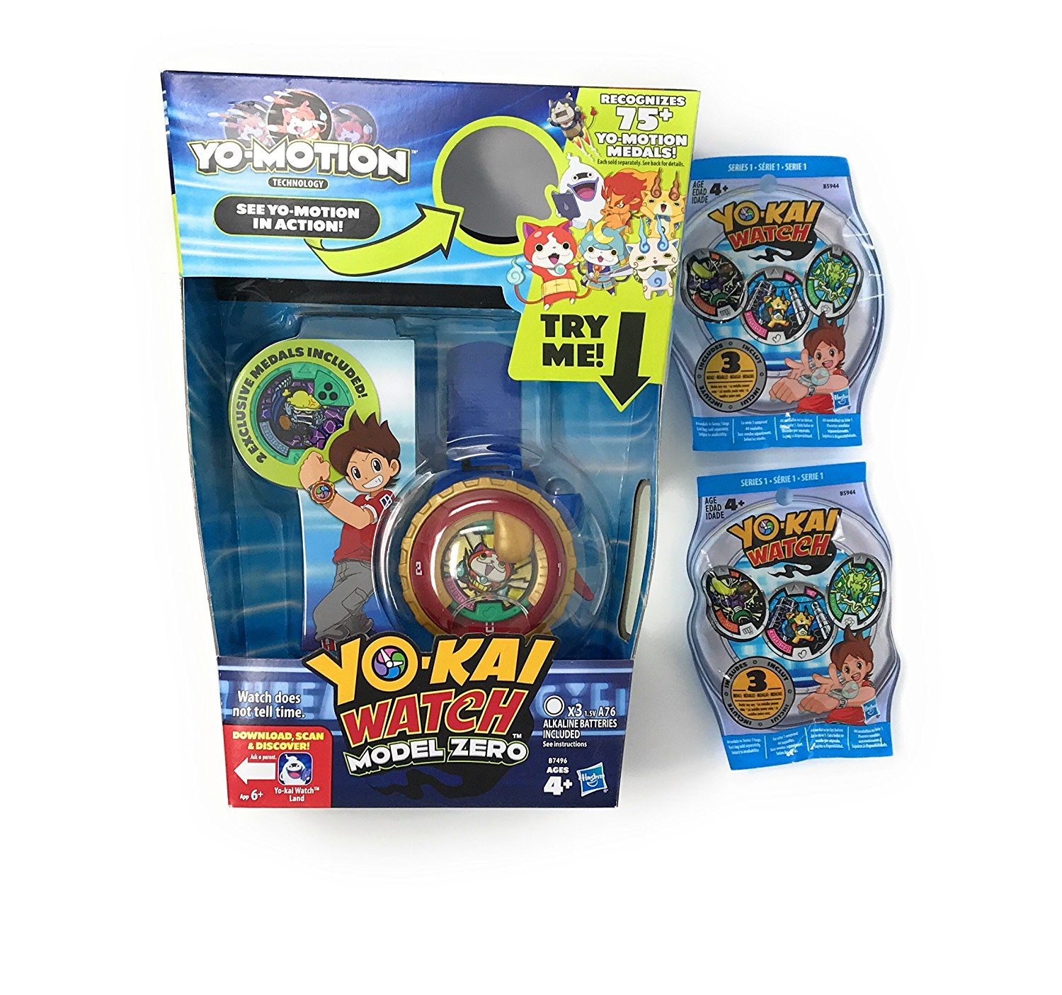 Giveaway Time – YoKai Watch worth over R600