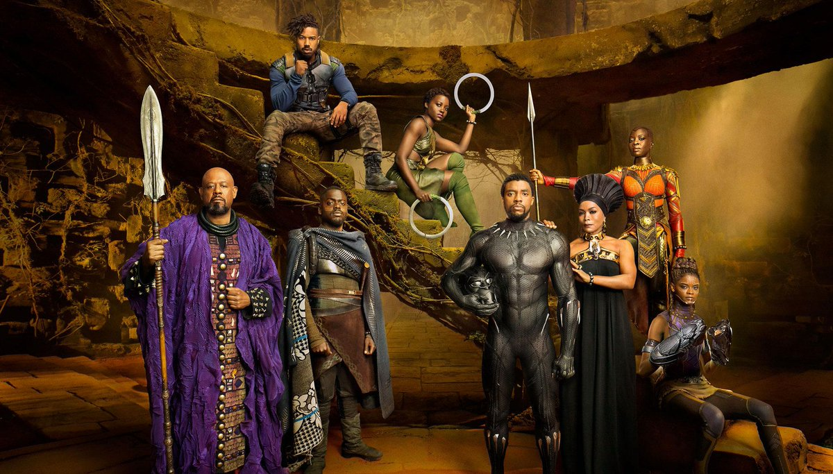 Black Panther – Fashion