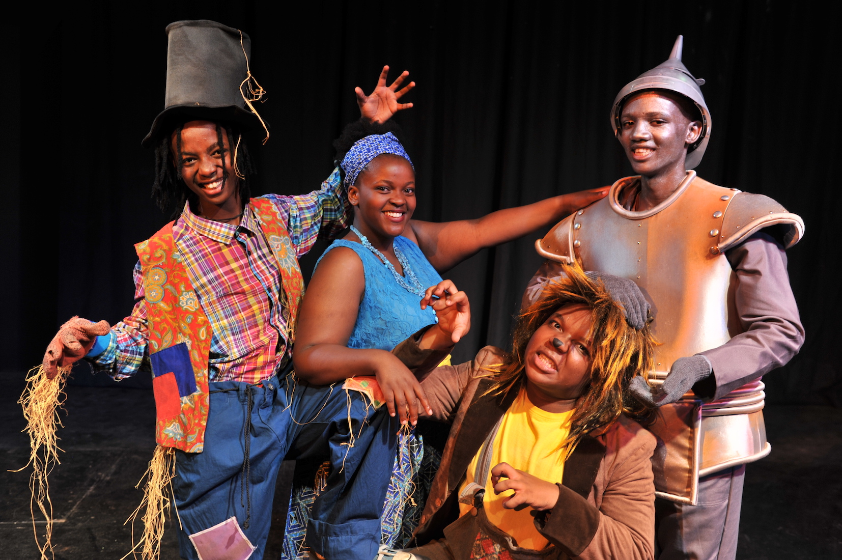 """""""THE WIZ"""" SET TO DAZZLE at NSA's FESTIVAL OF THE ARTS"""