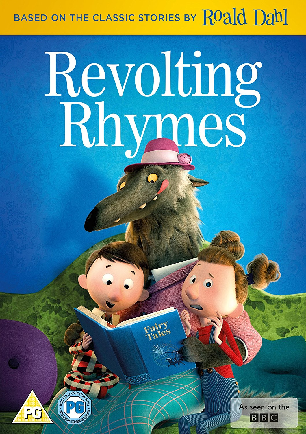 Oscar-nominee Revolting Rhymes now streaming first and only to Showmax