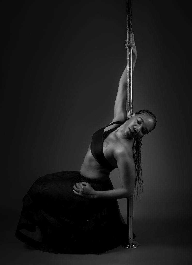 Rediscover yourself - I started Pole art