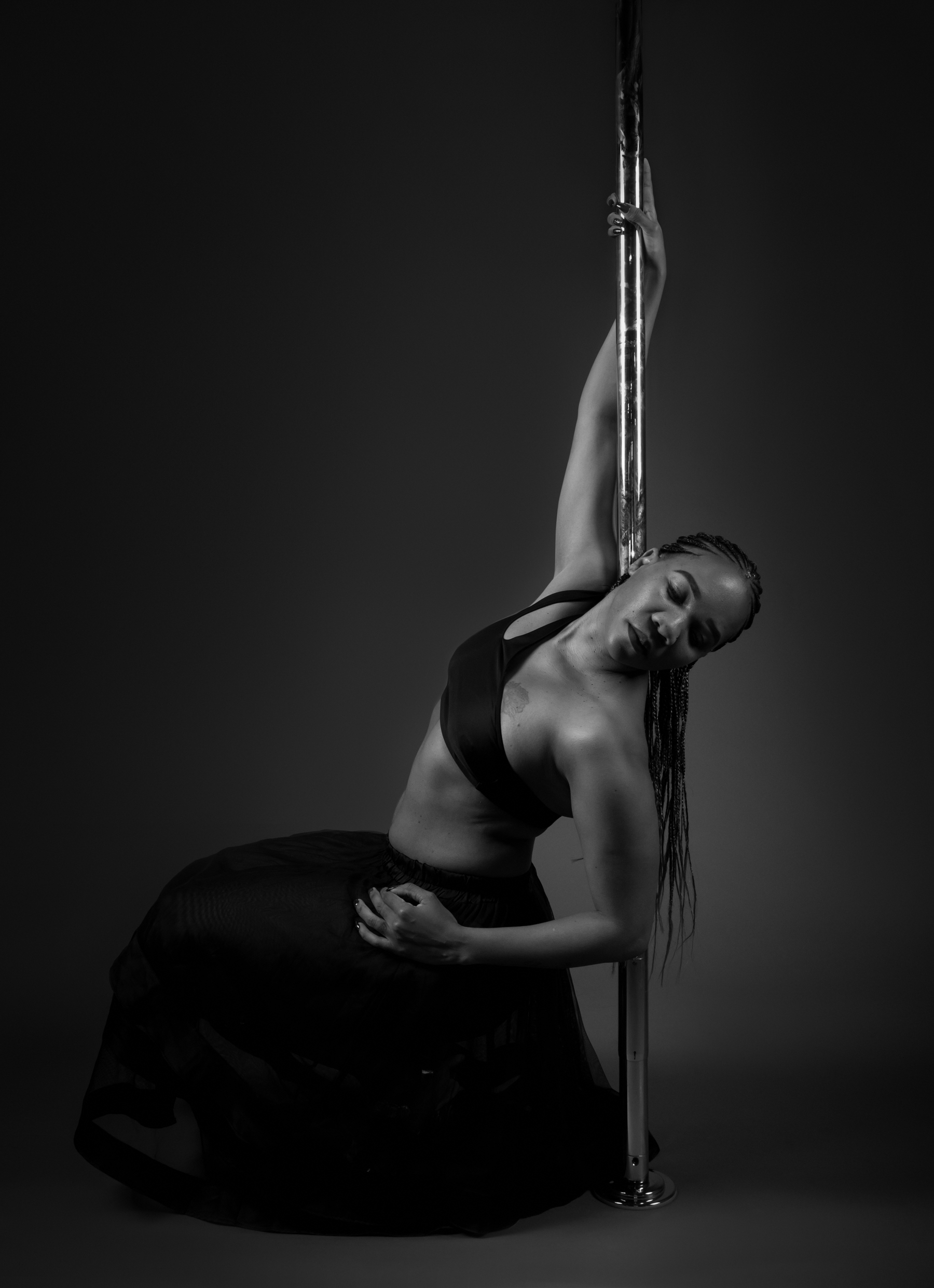 Wordless Wednesday – My first pole shoot