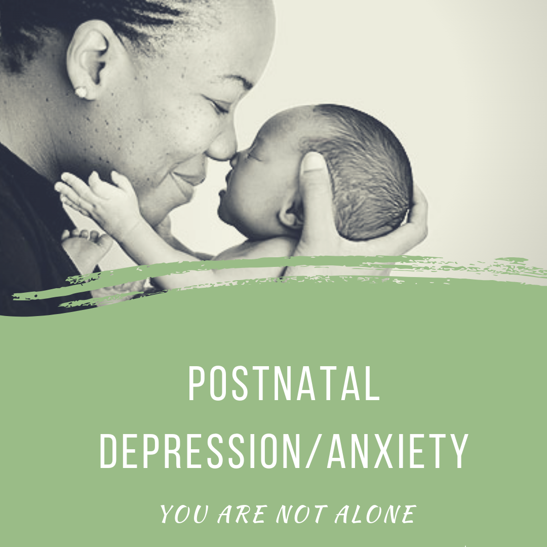 I survived Perinatal Mood Disorders, so can you