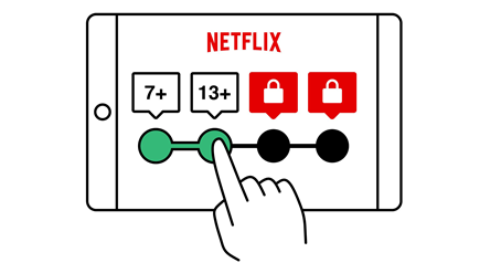A beginner's guide to using Parental Controls on Netflix