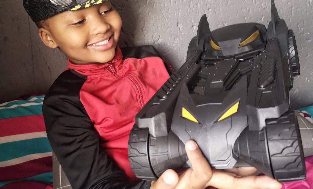 Batman and DC Range Toys Review